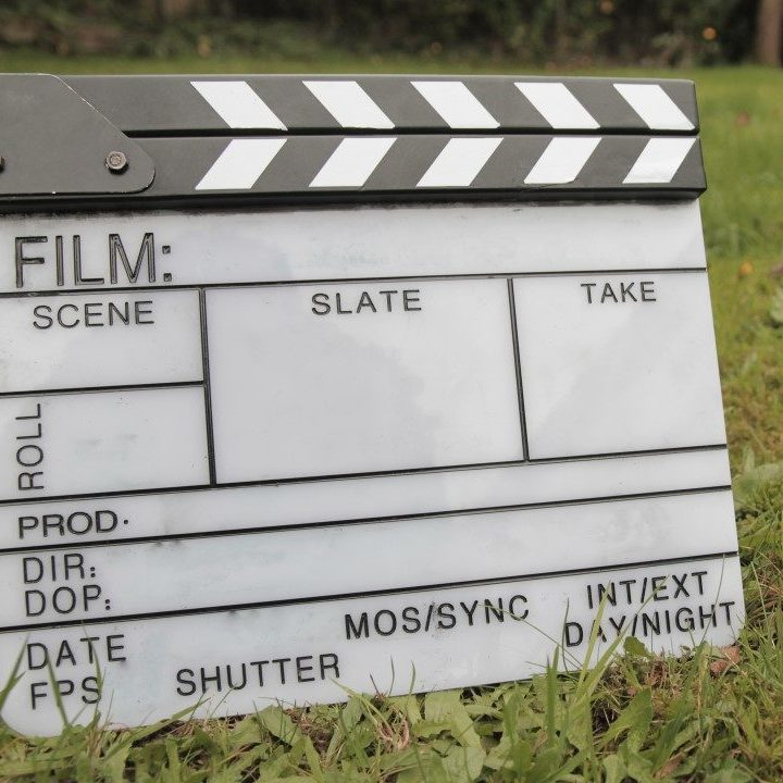 Clapperboard Picture